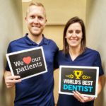 Dr. Josh and Kate Palmateer at Seastone Dental, your family dentist, in Summerville, SC